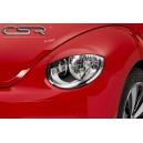 VW Beetle mračítka předních světel