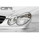 Mercedes Benz CLK W209 mračítka předních světel