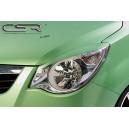 Opel Agila B mračítka předních světel