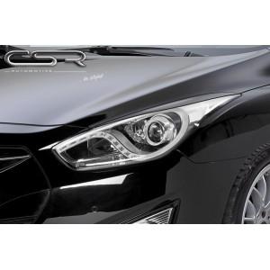 Hyundai i40 mračítka předních světel