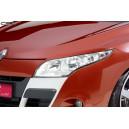 Renault Megane Coupé mračítka předních světel