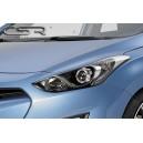 Hyundai i30 mračítka předních světel