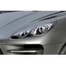 Porsche Macan mračítka předních světel