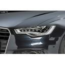 Audi A6 4G C7 mračítka předních světel