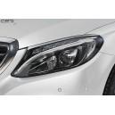 Mercedes Benz W205 C-tř. mračítka předních světel