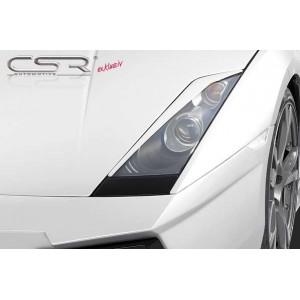 Lamborghini Gallardo LP500 mračítka předních světel