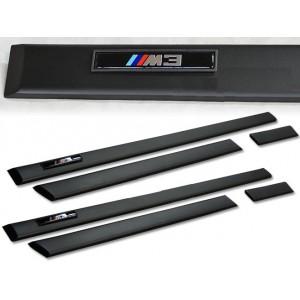 BMW E36 boční tuning lišty, vzhled M3