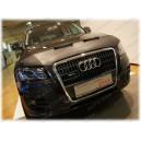 Audi Q5 (08-12) potah kapoty černý