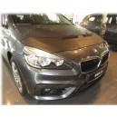 BMW 2 Active Tourer F45 F46 (2014+) potah kapoty CARBON stříbrný