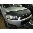 Chevrolet Captiva (2011+) potah kapoty černý