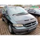 Chrysler Grand Voyager (96-01) potah kapoty CARBON černý