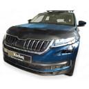 Škoda Kodiaq (2017+) potah kapoty CARBON černý