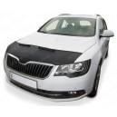 Škoda Superb 2 Facelift (13-15) potah kapoty CARBON stříbrný