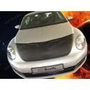 VW New Beetle (2011+) potah kapoty CARBON stříbrný