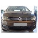 VW Sharan (2010+) potah kapoty CARBON stříbrný
