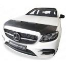 Mercedes Benz W213 S213 E (2016+) potah kapoty CARBON stříbrný
