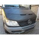 Mercedes Sprinter W901 W902 W903 W904 W905 (00-06) potah kapoty černý
