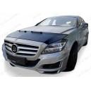 Mercedes Benz CLS W218 (11-17) potah kapoty CARBON stříbrný