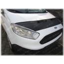 Ford Courier Transit Tourneo (2014+) potah kapoty CARBON černý