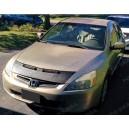 Honda Accord USA (02-08) potah kapoty CARBON černý