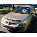 Honda Accord USA (02-08) potah kapoty CARBON stříbrný