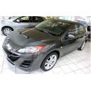 Mazda 3 (09-13) potah kapoty CARBON černý