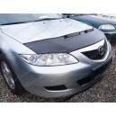 Mazda 6 (02-08) potah kapoty CARBON černý