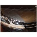 Seat Alhambra (2010+) potah kapoty CARBON stříbrný