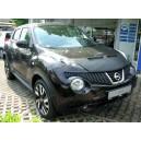 Nissan JUKE (2010+) potah kapoty CARBON černý