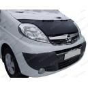 Nissan Primastar (01-14) potah kapoty CARBON stříbrný