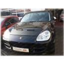 Porsche Cayenne (02-10) potah kapoty CARBON černý