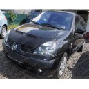 Renault Clio 2 (01-05) potah kapoty černý