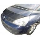 Renault Espace IV (02-12) potah kapoty CARBON stříbrný