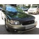 Subaru Legacy (98-04) potah kapoty CARBON černý