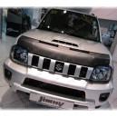 Suzuki Jimmy (11-17) potah kapoty CARBON stříbrný