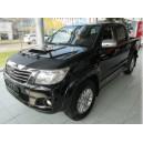 Toyota Hilux (05-15) potah kapoty CARBON černý