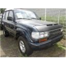 Toyota Land Cruiser J8 (90-97) potah kapoty černý