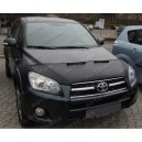 Toyota RAV4 (06-10) potah kapoty CARBON černý