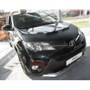 Toyota RAV4 (13-18) potah kapoty CARBON černý