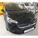 Opel Corsa E (14-19) potah kapoty CARBON černý