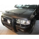 Opel Frontera (89-04) potah kapoty CARBON černý