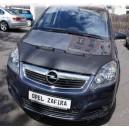 Opel Zafira B (05-10) potah kapoty CARBON černý