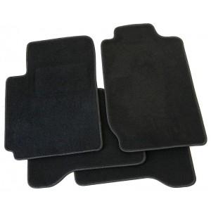 Škoda Roomster 5J textilní autokoberce, černé