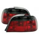 Zadní čirá světla BMW E38 95-02 – červená/černá