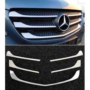 Mercedes Vito V-Klasse W447 lišty přední masky