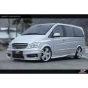 Mercedes Vito Viano W639 facelift přední tuning nárazník