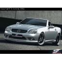 Mercedes Benz SLK R170 kryty prahů EXCLUSIVE LINE