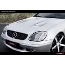 Mercedes-Benz SLK R170 přední tuning kapota