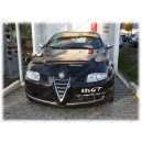 Alfa Romeo 147 (00-04) potah kapoty CARBON černý