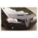 Alfa Romeo 166 (03-07) potah kapoty CARBON černý